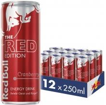 red bull 250ml cx 12