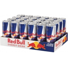 red bull 250ml cx 24