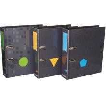 pasta arquivo escolar geometric cx 10