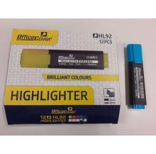 marcador fluorescente cx 12