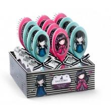 escovas de cabelo gorjuss cx 12
