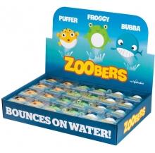 bolas waboba zoobers cx 24 <big><b>-redução de preço!-</b></big>