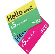 cartão pt hello brasil cx 10