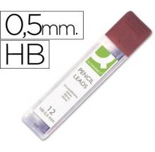 tubo minas p/ lapiseira 0.5mm cx 12