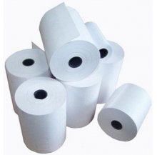 rolos papel normal 75x70x11 pack 10