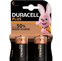 pilhas plus power c pack 10