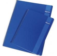 caderno a4 espiral 80 fls liso