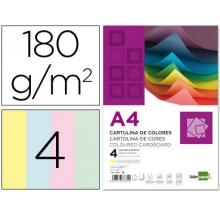 bloco cartolinas pastel a4 100 fls