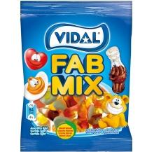 fab mix sortido light 100g cx 14