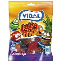 jelly mix multisortido light 100g cx 14