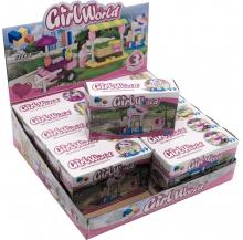 brinquedo construção girl world cx 12 <big><b>-redução de preço!-</b></big>