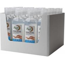 hidro-álcool sol. líquida desinfetante mãos 100ml cx 24