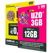 cartões uzo (10) + oferta cartões uzo 3gb (5)